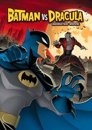Постер Бэтмен против Дракулы