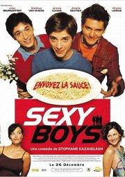 Постер Секси бойз, или Французский пирог