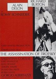 Постер Убийство Троцкого