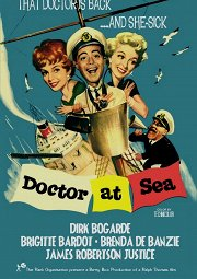 Постер Доктор на море
