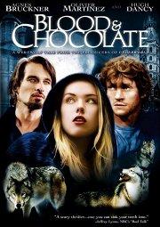Постер Кровь и шоколад