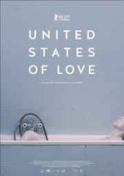 Постер Соединенные штаты любви
