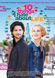 Постер Десять вещей, которые я ненавижу в жизни