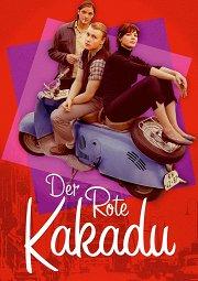 Постер Красный какаду