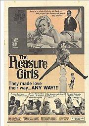 Постер Девушки для удовольствия