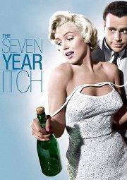 Постер Зуд седьмого года