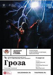 Постер Гроза