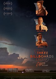 Постер Три билборда на границе Эббинга, Миссури