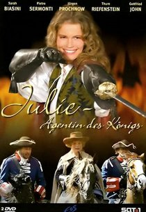 Неукротимая Жюли и тайны Версаля