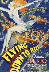 Полет в Рио