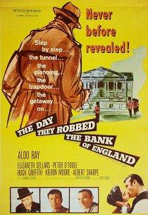 День, когда они ограбили Банк Англии