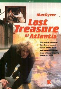 Секретный агент МакГайвер: Потерянные сокровища Атлантиды