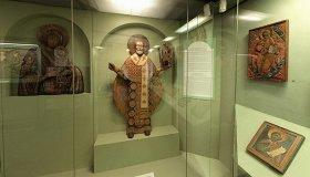 Выставка деревянной скульптуры XV–XIX веков