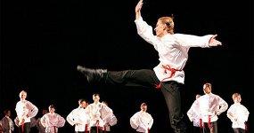 «Концерт Ансамбля народного танца Игоря Моисеева»