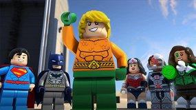 Lego. Супергерои DC: Аквамен — Ярость Атлантиды