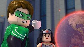 Lego. Супергерои DC: Лига Справедливости — Космическая битва