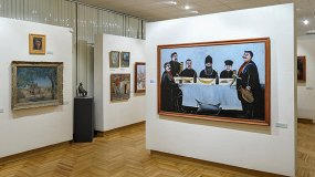 Изобразительное искусство Средней Азии и Кавказа XX века