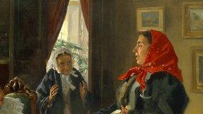 Главные герои. Избранные произведения из коллекции Самарского художественного музея