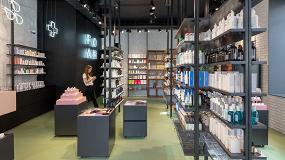 Работающая косметика вкрасивом месте: магазин Foam на«Маяковке»