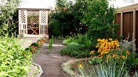 Хэтер бакчасы — Сад памяти