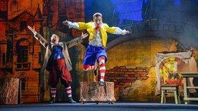Афиши детских спектаклей в челябинске купить билеты на концерт омск