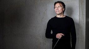 Nordic Pulse Ensemble. Дирижер Кристиан Ярви
