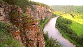 Ландшафты Башкортостана