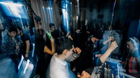 «Всеобщий день первокурсника»: DJs Air Shock, Pravda, MC Виталий Эннс