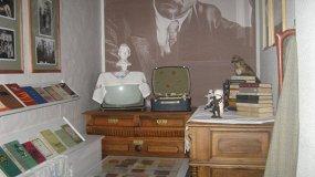 Экспозиция Мемориального дома-музея Мажита Гафури