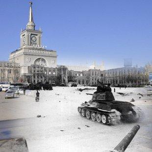 Сергей Ларенков. Сталинград — взгляд из будущего