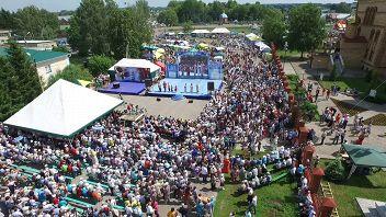 Фестиваль «Алексеевские перезвоны-2017»