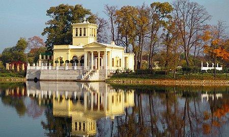 Зимние каникулы в Санкт-Петербурге. Лучшие места за городом