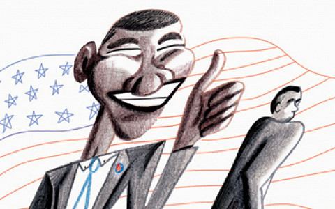 Михаил Идов о том, как он голосовал за Обаму в Москве