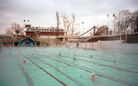 Пять примечательных московских бассейнов