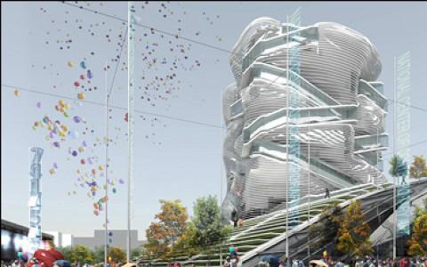 Как будет выглядеть новое здание Центра современного искусства
