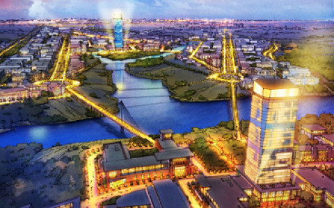 Победителями конкурса идей по развитию столичного региона стали французы и американцы
