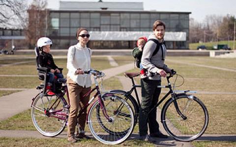 Где кататься, покупать и чинить велосипеды