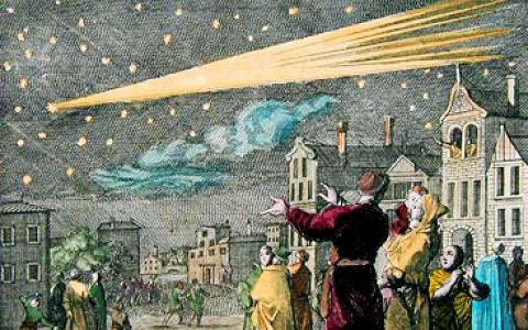 5 романов с метеоритами