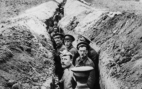 «Первая мировая война» Макса Хейстингса: окопный нон-фикшн