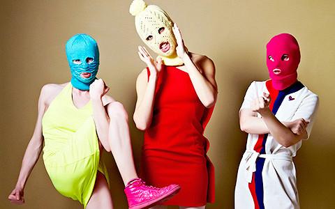 Энциклопедия Pussy Riot: от ада до швейного цеха