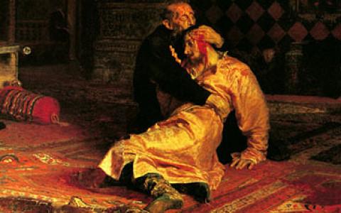 Православные активисты просят убрать картину «Иван Грозный и сын его Иван» из Третьяковской галереи