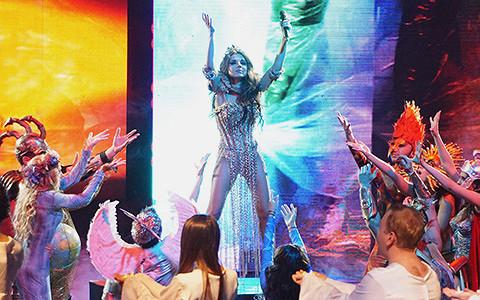 Москва, Европа, Азия: русский поп живьем