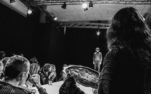 «Ощущаю себя штангистом»: как прошел фестиваль театральных экспертов