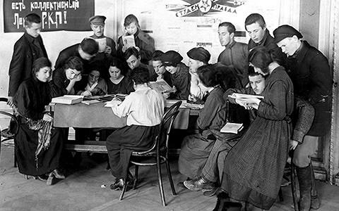 «В кругу сверстников»: как переделывали молодежь 1920-х