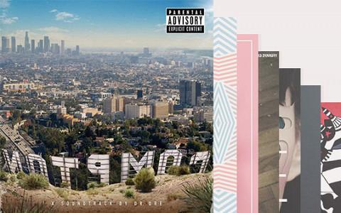 Dr. Dre, Health, Pharaoh, Julio Bashmore, «Панк-фракция красных бригад» и другие