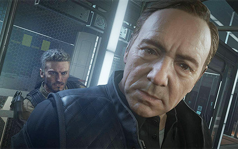 Call of Duty: Advanced Warfare: Кевин Спейси против всех