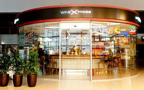 Винные бары Wine Express на вокзалах, первый Brew Bar от «Кофеина», новый сервис доставки продуктов