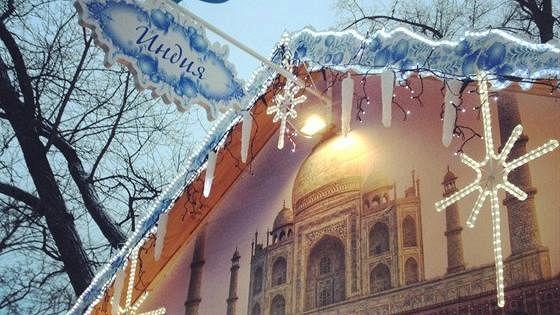 Рождественская ярмарка-2012