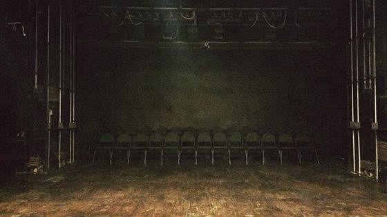 Театр. Акт