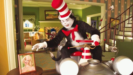 Кот (The Cat in the Hat)
